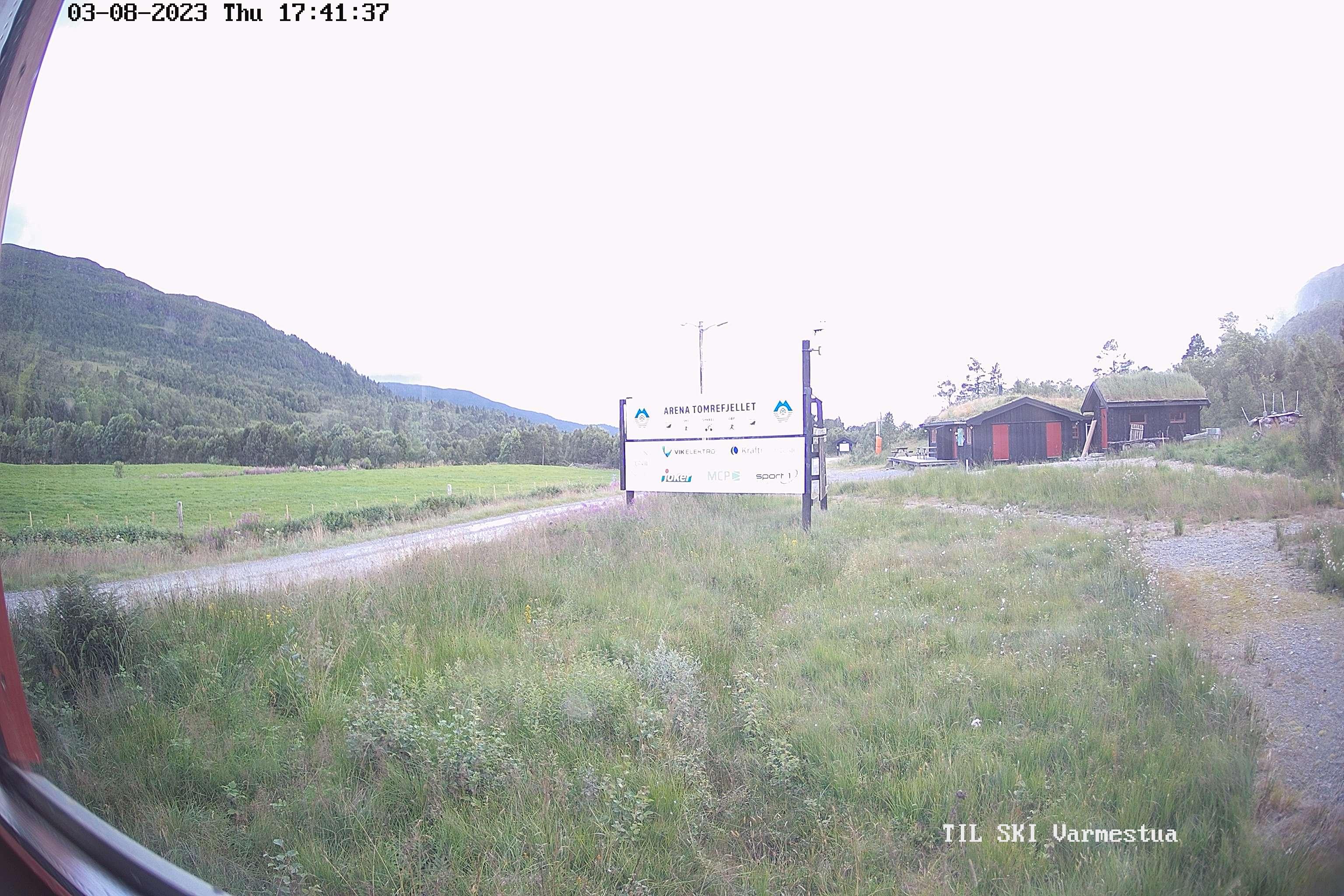 Webcam Tomrehaugen, Vestnes, Møre og Romsdal, Norwegen
